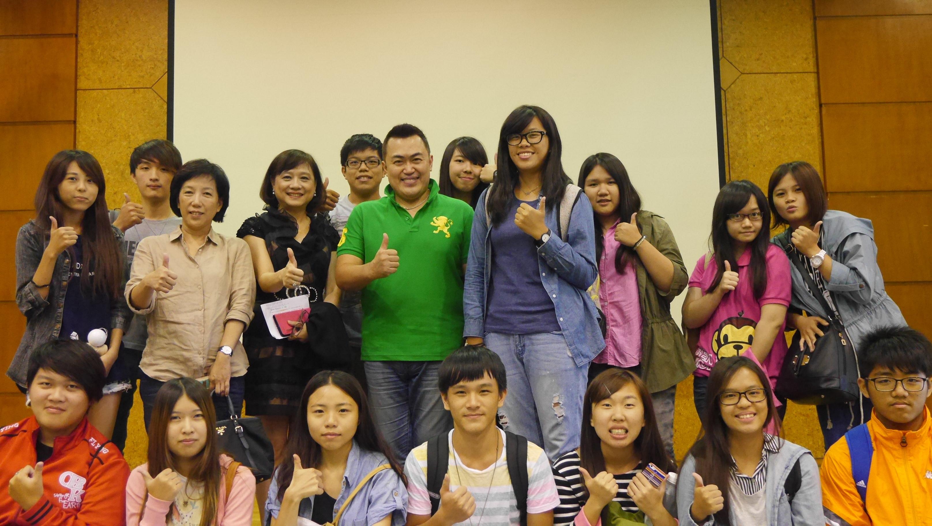 ◆文藝風--名人演講活動
