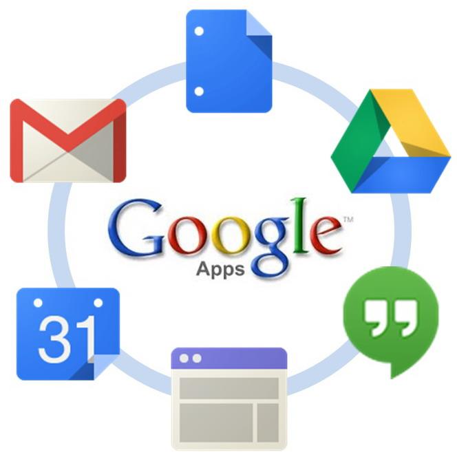 正修Google Apps服務:無限空間、終生使用